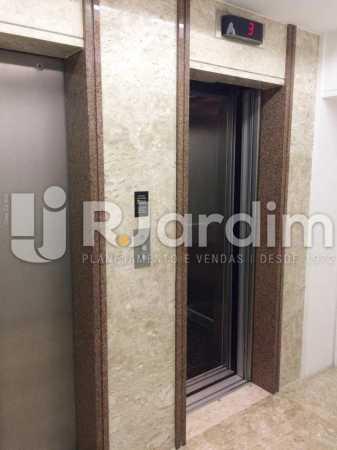 Elevadores - imóveis Aluguel Sala Comercial Leblon - LASL00164 - 23