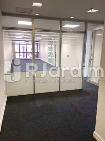 Divisórias - imóveis Aluguel Sala Comercial Leblon - LASL00164 - 6