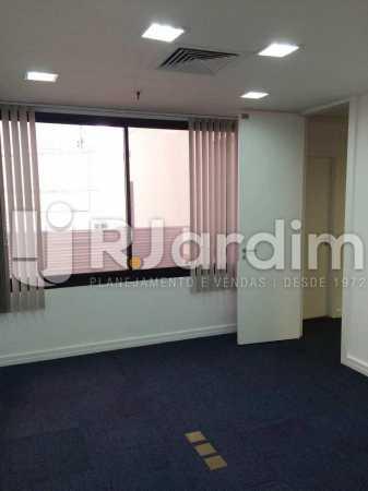 Vistão Livre - imóveis Aluguel Sala Comercial Leblon - LASL00164 - 4