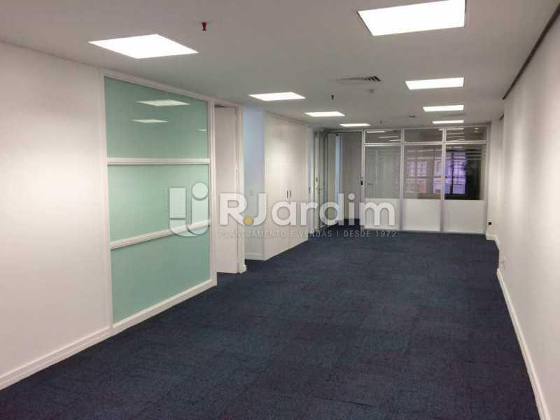 Salão - imóveis Aluguel Sala Comercial Leblon - LASL00164 - 8