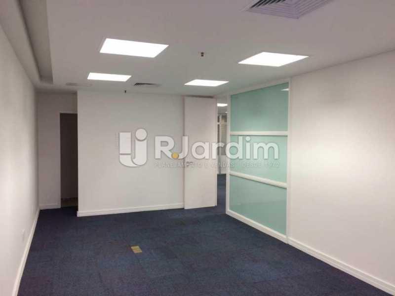 2° Sala - imóveis Aluguel Sala Comercial Leblon - LASL00164 - 14