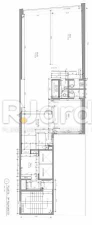 Planta - imóveis Aluguel Sala Comercial Leblon - LASL00164 - 24