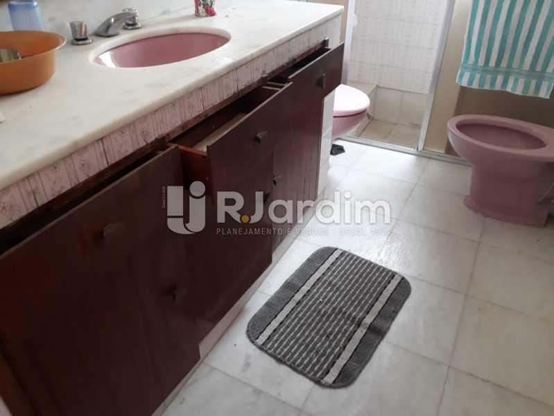 banheiro / suíte  - Compra Venda Avaliação Imóveis Cobertura Jardim Botânico 4 Quartos - LACO40158 - 17