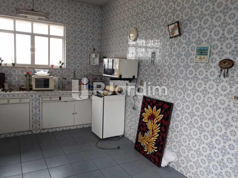 cozinha  - Compra Venda Avaliação Imóveis Cobertura Jardim Botânico 4 Quartos - LACO40158 - 18