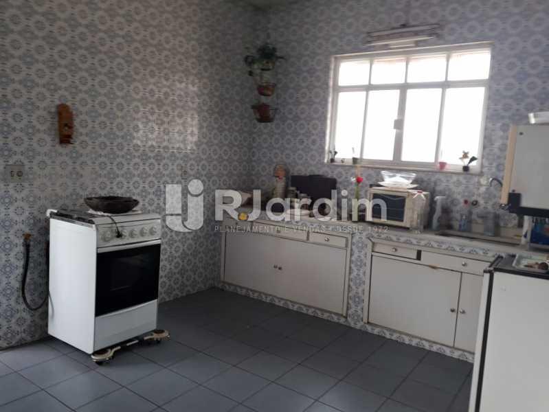 cozinha  - Compra Venda Avaliação Imóveis Cobertura Jardim Botânico 4 Quartos - LACO40158 - 19