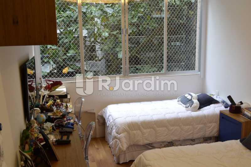 Suíte - Apartamento À Venda Rua General Venâncio Flores,Leblon, Zona Sul,Rio de Janeiro - R$ 3.650.000 - LAAP31774 - 11