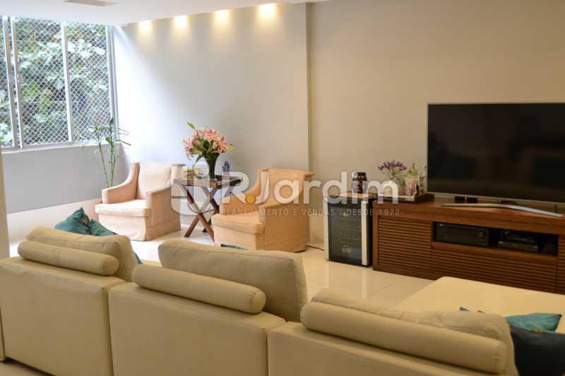 Sala - Apartamento À Venda Rua General Venâncio Flores,Leblon, Zona Sul,Rio de Janeiro - R$ 3.650.000 - LAAP31774 - 3