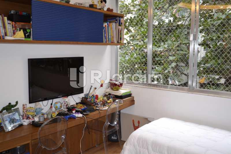 Suíte - Apartamento À Venda Rua General Venâncio Flores,Leblon, Zona Sul,Rio de Janeiro - R$ 3.650.000 - LAAP31774 - 13