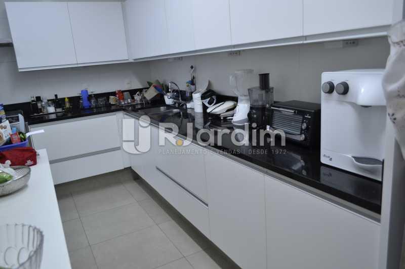 Cozinha - Apartamento À Venda Rua General Venâncio Flores,Leblon, Zona Sul,Rio de Janeiro - R$ 3.650.000 - LAAP31774 - 27