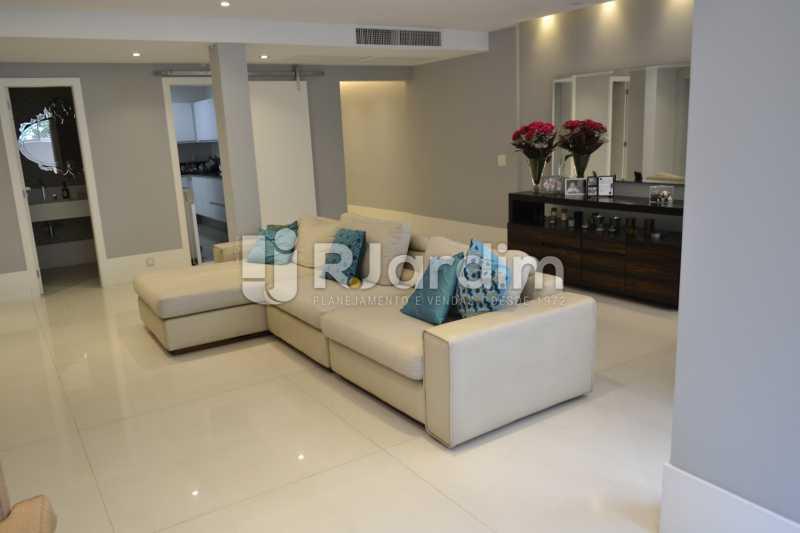 Sala - Apartamento À Venda Rua General Venâncio Flores,Leblon, Zona Sul,Rio de Janeiro - R$ 3.650.000 - LAAP31774 - 1