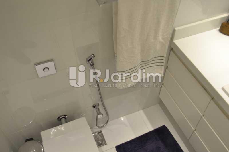 Banheiro Social - Apartamento À Venda Rua General Venâncio Flores,Leblon, Zona Sul,Rio de Janeiro - R$ 3.650.000 - LAAP31774 - 22