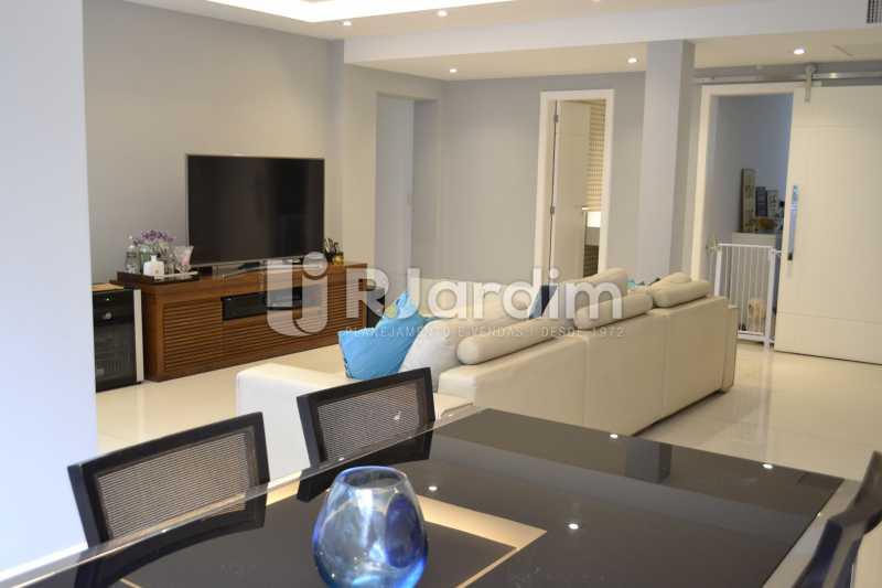 Sala - Apartamento À Venda Rua General Venâncio Flores,Leblon, Zona Sul,Rio de Janeiro - R$ 3.650.000 - LAAP31774 - 6