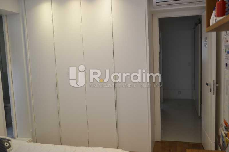 Suíte - Apartamento À Venda Rua General Venâncio Flores,Leblon, Zona Sul,Rio de Janeiro - R$ 3.650.000 - LAAP31774 - 14