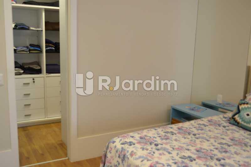 Suíte Master - Apartamento À Venda Rua General Venâncio Flores,Leblon, Zona Sul,Rio de Janeiro - R$ 3.650.000 - LAAP31774 - 15