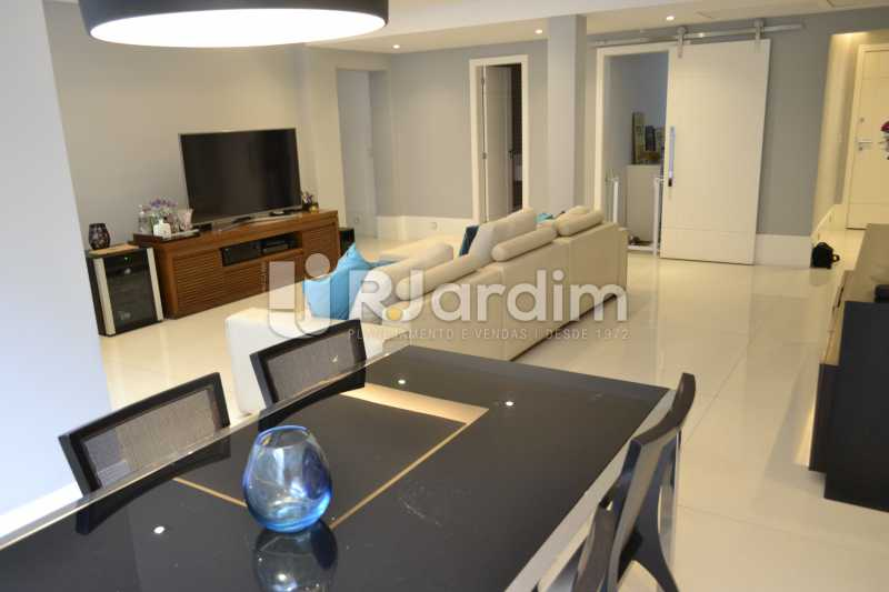 Sala - Apartamento À Venda Rua General Venâncio Flores,Leblon, Zona Sul,Rio de Janeiro - R$ 3.650.000 - LAAP31774 - 5