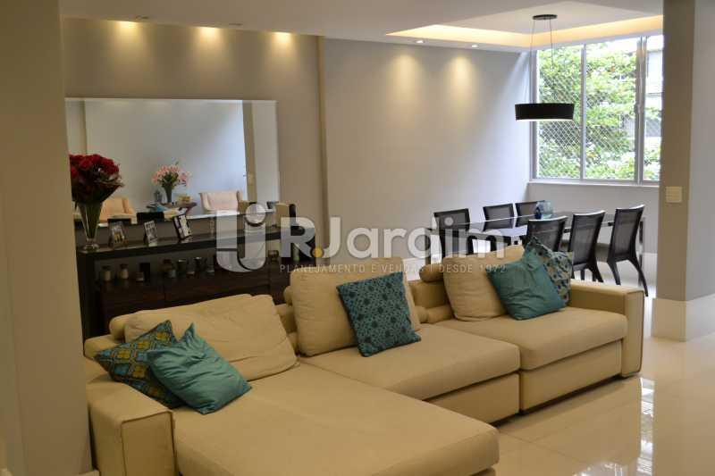 Sala - Apartamento À Venda Rua General Venâncio Flores,Leblon, Zona Sul,Rio de Janeiro - R$ 3.650.000 - LAAP31774 - 7