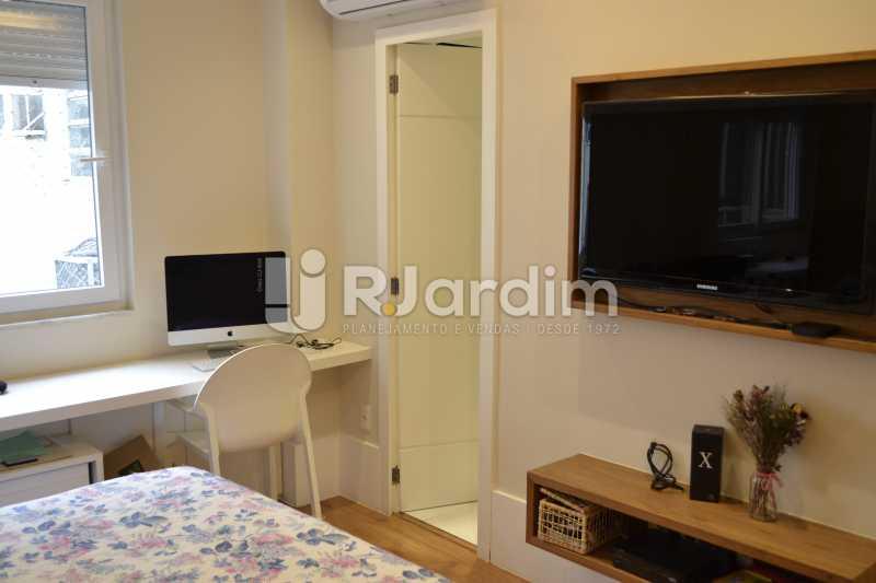 Suíte - Apartamento À Venda Rua General Venâncio Flores,Leblon, Zona Sul,Rio de Janeiro - R$ 3.650.000 - LAAP31774 - 16