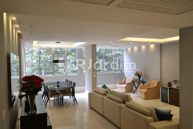 Sala - Apartamento À Venda Rua General Venâncio Flores,Leblon, Zona Sul,Rio de Janeiro - R$ 3.650.000 - LAAP31774 - 10