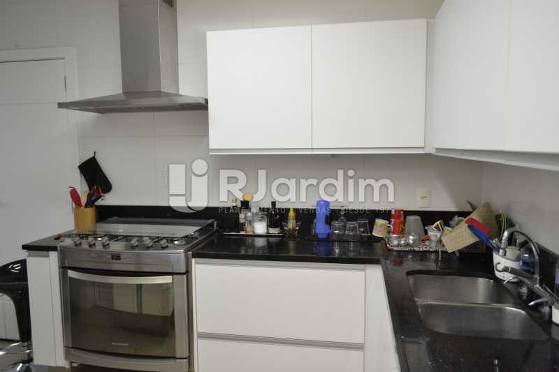 Cozinha - Apartamento À Venda Rua General Venâncio Flores,Leblon, Zona Sul,Rio de Janeiro - R$ 3.650.000 - LAAP31774 - 28