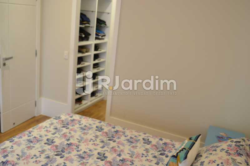 Suíte Master - Apartamento À Venda Rua General Venâncio Flores,Leblon, Zona Sul,Rio de Janeiro - R$ 3.650.000 - LAAP31774 - 17