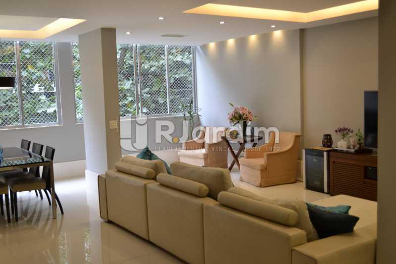 Sala - Apartamento À Venda Rua General Venâncio Flores,Leblon, Zona Sul,Rio de Janeiro - R$ 3.650.000 - LAAP31774 - 9