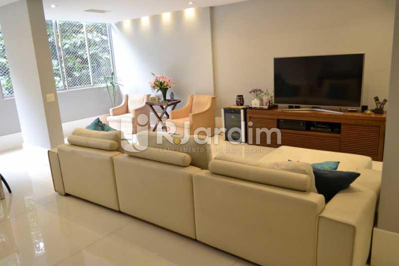 Sala - Apartamento À Venda Rua General Venâncio Flores,Leblon, Zona Sul,Rio de Janeiro - R$ 3.650.000 - LAAP31774 - 8