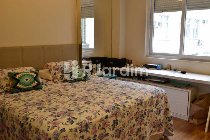 Suíte Master - Apartamento À Venda Rua General Venâncio Flores,Leblon, Zona Sul,Rio de Janeiro - R$ 3.650.000 - LAAP31774 - 18