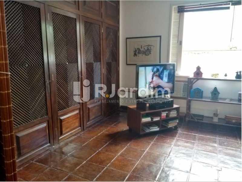 sala de TV - Casa Rua Golf Club,São Conrado, Zona Sul,Rio de Janeiro, RJ À Venda, 5 Quartos, 489m² - LACA50023 - 10