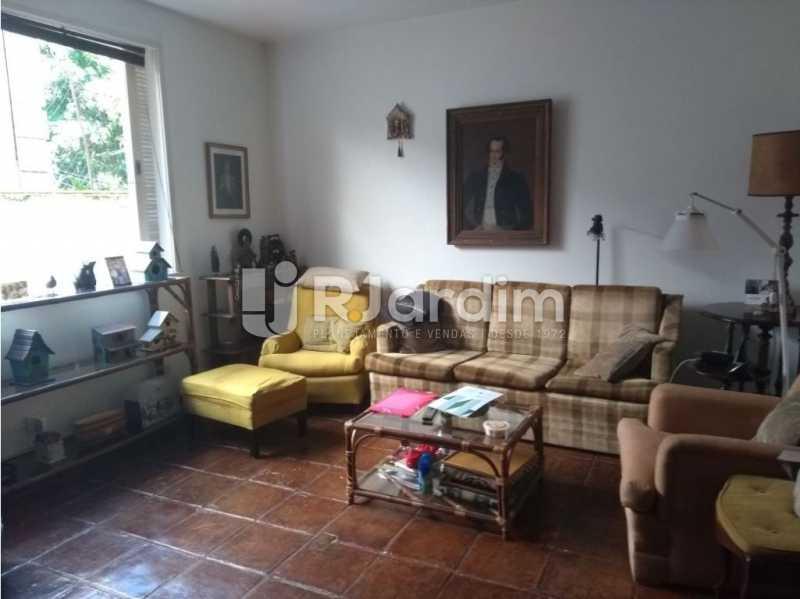 sala de estar - Casa Rua Golf Club,São Conrado, Zona Sul,Rio de Janeiro, RJ À Venda, 5 Quartos, 489m² - LACA50023 - 8