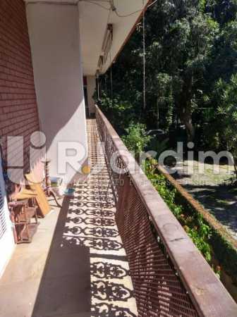 varanda 2o. piso - Casa Rua Golf Club,São Conrado, Zona Sul,Rio de Janeiro, RJ À Venda, 5 Quartos, 489m² - LACA50023 - 19