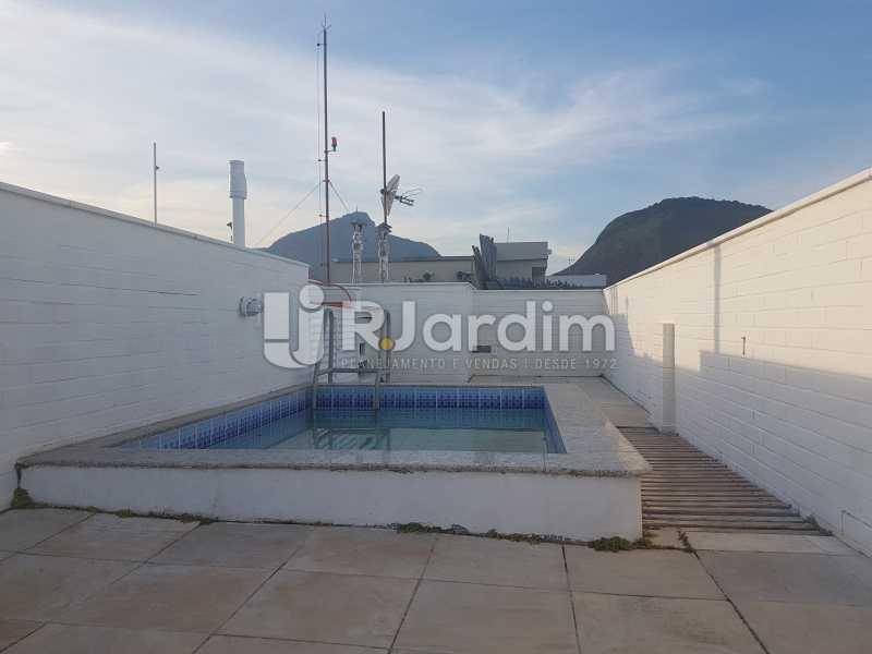 PISCINA - Cobertura 3 quartos à venda Ipanema, Zona Sul,Rio de Janeiro - R$ 4.945.000 - LACO30244 - 5