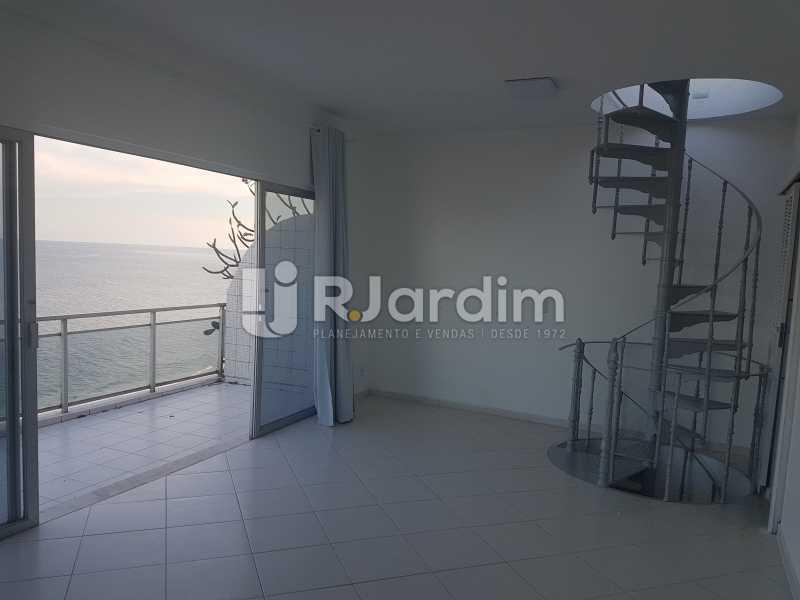 2° PAVIMENTO - Cobertura 3 quartos à venda Ipanema, Zona Sul,Rio de Janeiro - R$ 4.945.000 - LACO30244 - 4