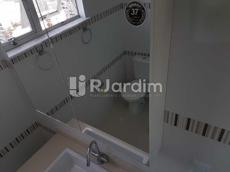 BANHEIRO - Cobertura 3 quartos à venda Ipanema, Zona Sul,Rio de Janeiro - R$ 4.945.000 - LACO30244 - 19