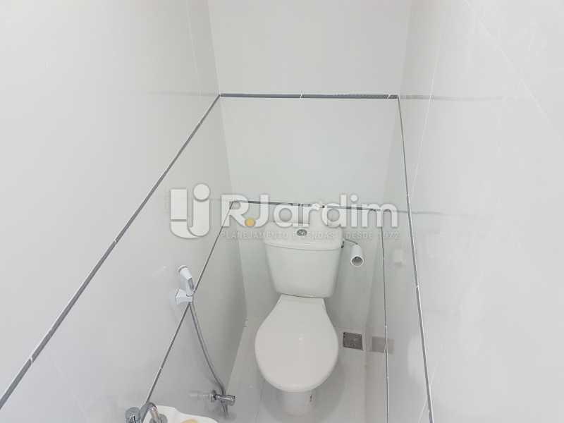 WC SUÍTE 2° PAVIMENTO - Cobertura 3 quartos à venda Ipanema, Zona Sul,Rio de Janeiro - R$ 4.945.000 - LACO30244 - 14