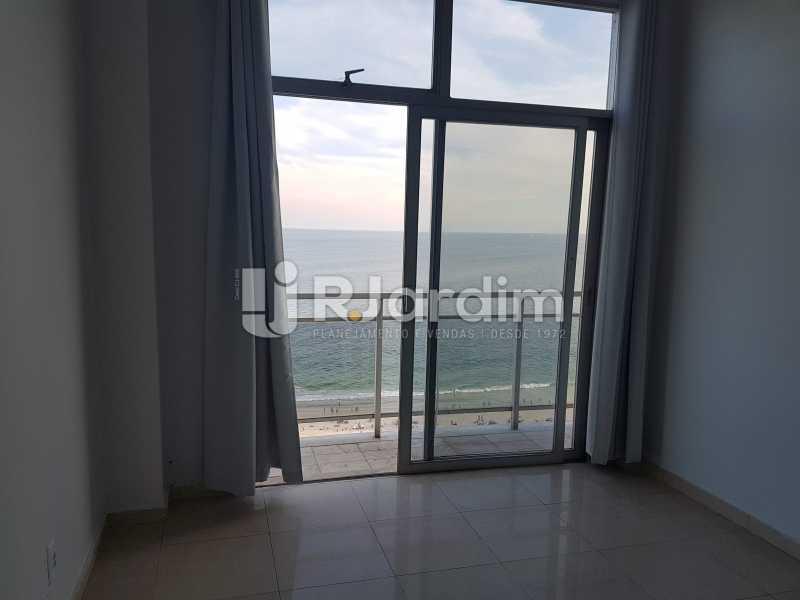 1° QUARTO - FRONTAL - Cobertura 3 quartos à venda Ipanema, Zona Sul,Rio de Janeiro - R$ 4.945.000 - LACO30244 - 21