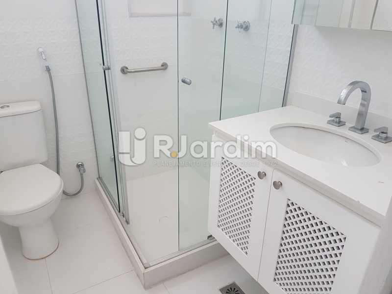BANHEIRO SOCIAL - Cobertura 3 quartos à venda Ipanema, Zona Sul,Rio de Janeiro - R$ 4.945.000 - LACO30244 - 22