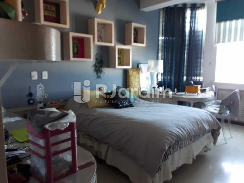 Quarto - Apartamento À VENDA, Copacabana, Rio de Janeiro, RJ - LAAP40685 - 14