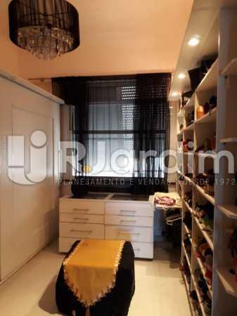 Closet - Apartamento À VENDA, Copacabana, Rio de Janeiro, RJ - LAAP40685 - 19
