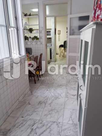 Área de serviço - Apartamento À VENDA, Copacabana, Rio de Janeiro, RJ - LAAP40685 - 28