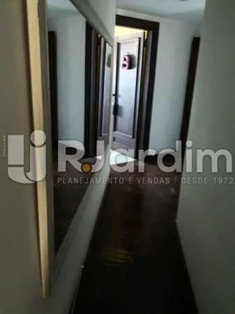 Corredo/circulação - Apartamento À VENDA, Copacabana, Rio de Janeiro, RJ - LAAP40685 - 13