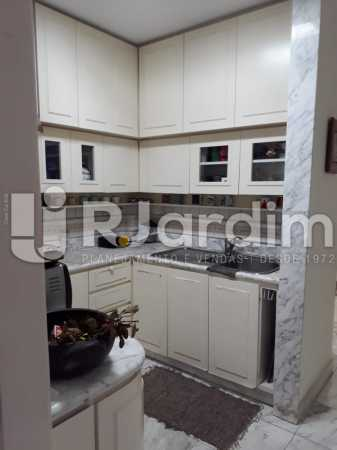 Cozinha - Apartamento À VENDA, Copacabana, Rio de Janeiro, RJ - LAAP40685 - 23