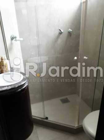 Banheiro - Apartamento À VENDA, Copacabana, Rio de Janeiro, RJ - LAAP40685 - 18