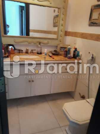 Banheiro - Apartamento À VENDA, Copacabana, Rio de Janeiro, RJ - LAAP40685 - 21
