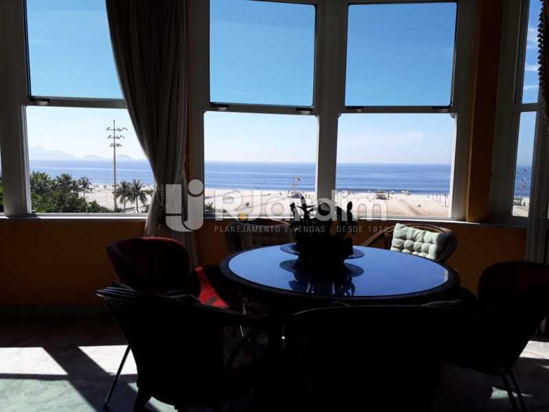 Vista - Apartamento À VENDA, Copacabana, Rio de Janeiro, RJ - LAAP40685 - 3