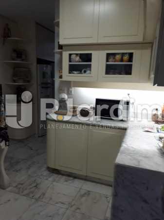 Cozinha - Apartamento À VENDA, Copacabana, Rio de Janeiro, RJ - LAAP40685 - 27