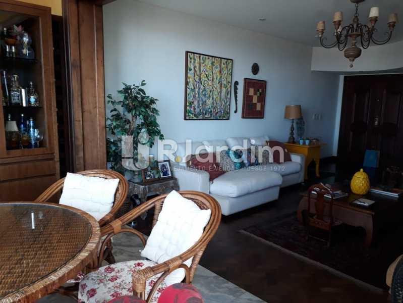 Sala - Apartamento À VENDA, Copacabana, Rio de Janeiro, RJ - LAAP40685 - 1