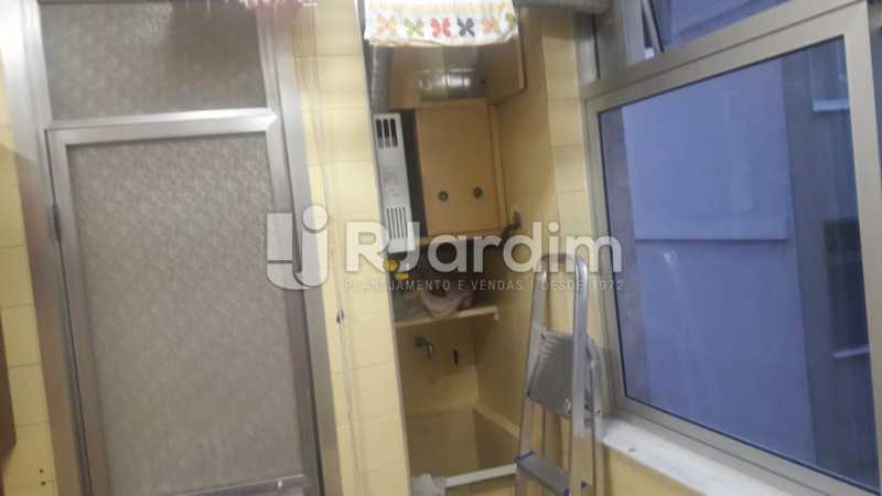 área  - Compra Venda Avaliação Imóveis Apartamento Ipanema 3 Quartos - LAAP31777 - 16