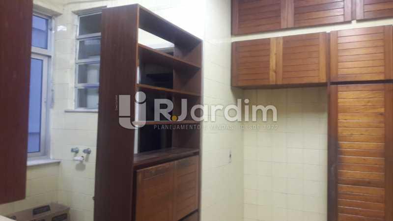 cozinha  - Compra Venda Avaliação Imóveis Apartamento Ipanema 3 Quartos - LAAP31777 - 18