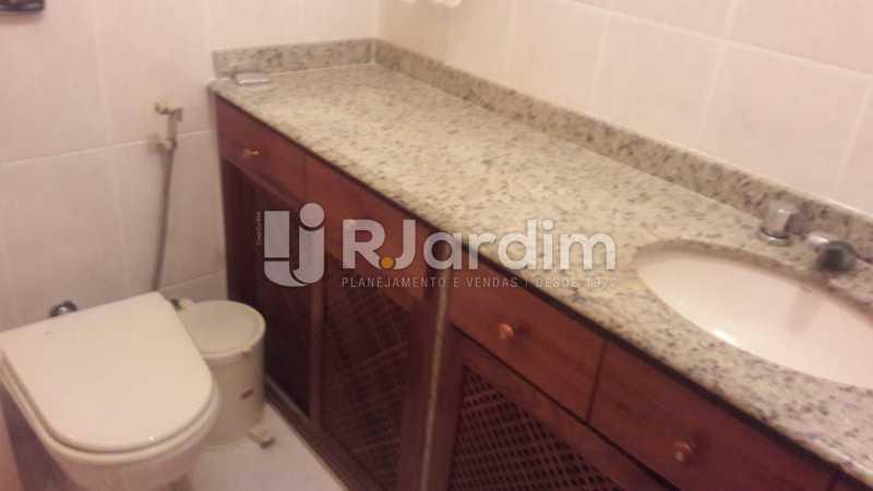 Banheiro social - Compra Venda Avaliação Imóveis Apartamento Ipanema 3 Quartos - LAAP31777 - 7