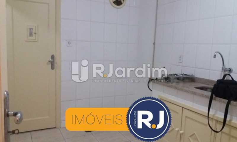 cozinha - Apartamento 3 quartos à venda Botafogo, Zona Sul,Rio de Janeiro - R$ 750.000 - LAAP31782 - 4